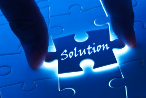 Solutions Puzzle Piece